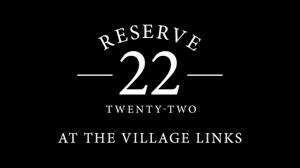 Parent Auction/Fundraiser @ Reserve 22, Village Links